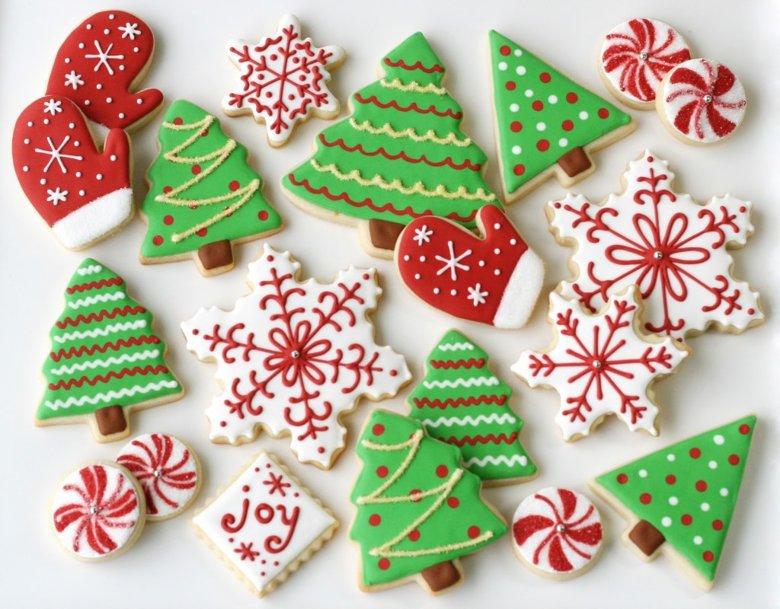 имбирное печенье рецепт оформление
