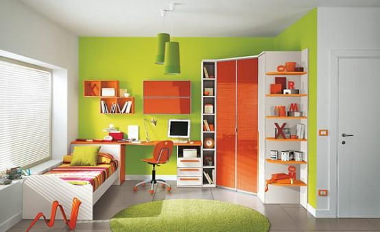 Идеи для интерьера для детской